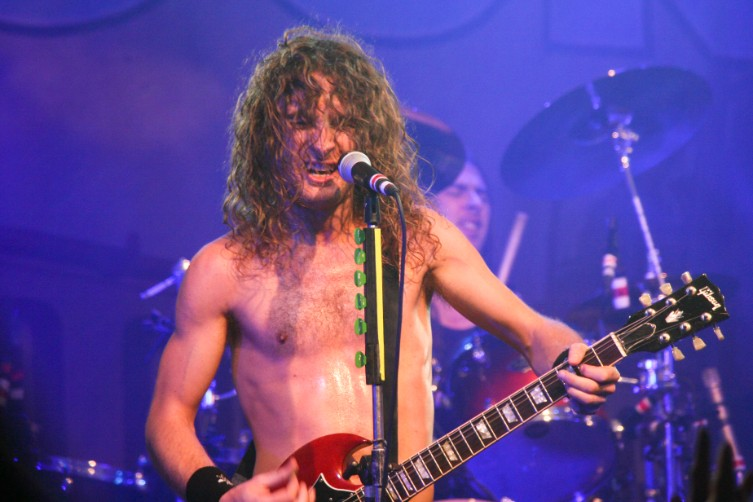 Airbourne. Hard Rock Hell IV
